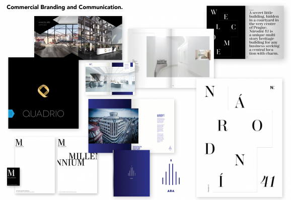 Commercial Branding and Communication